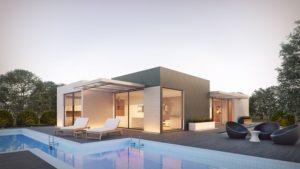 Les toits plats : La solution design du moment !
